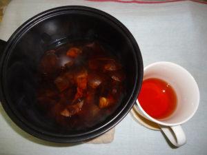 玉ネギの皮茶