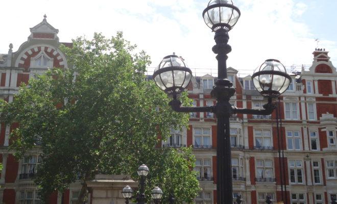 ロンドン防犯観光